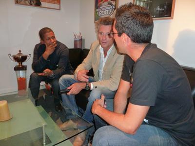 PMU Poker - Soirée Denis Brogniart