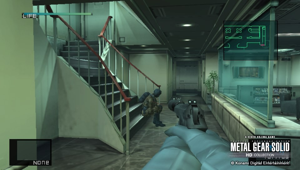 [TEST] Metal Gear Solid HD Collection sur PS Vita