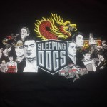 Tee-Shirt - Sleeping Dogs