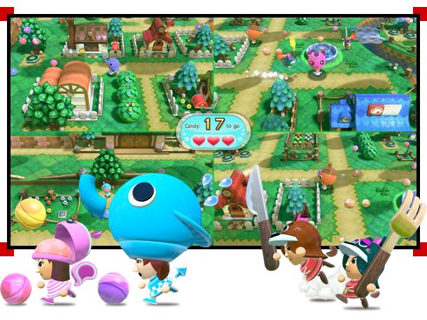 [ANNONCE] Plus d'infos pour Nintendo Land sur Wii U