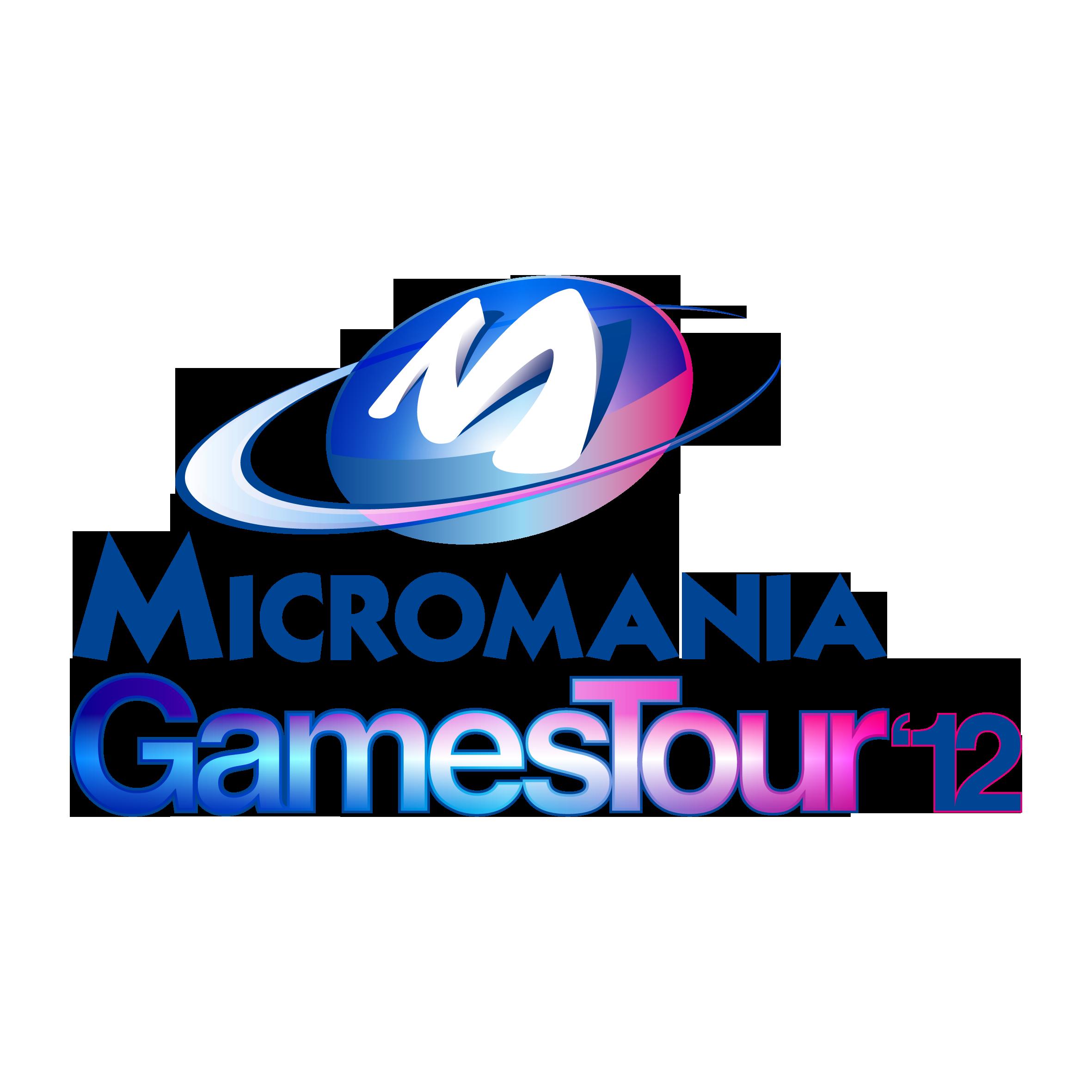 [TOURNEE] C'est parti pour le Micromania Games Tour 2012