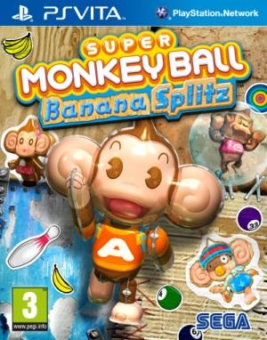 [ANNONCE] Super Monkey Ball Banana Splitz sort sur PS Vita