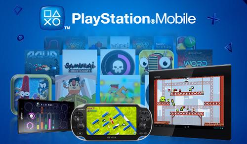 [ANNONCE] Arrivee du PlayStation Mobile aujourd'hui