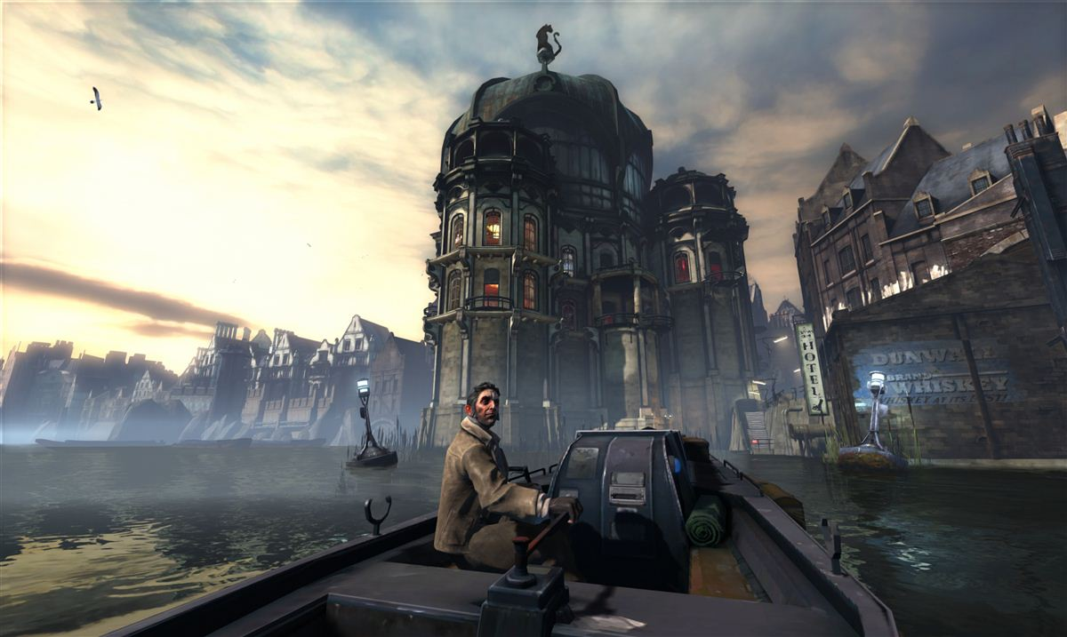 [TEST] Dishonored sur PS3