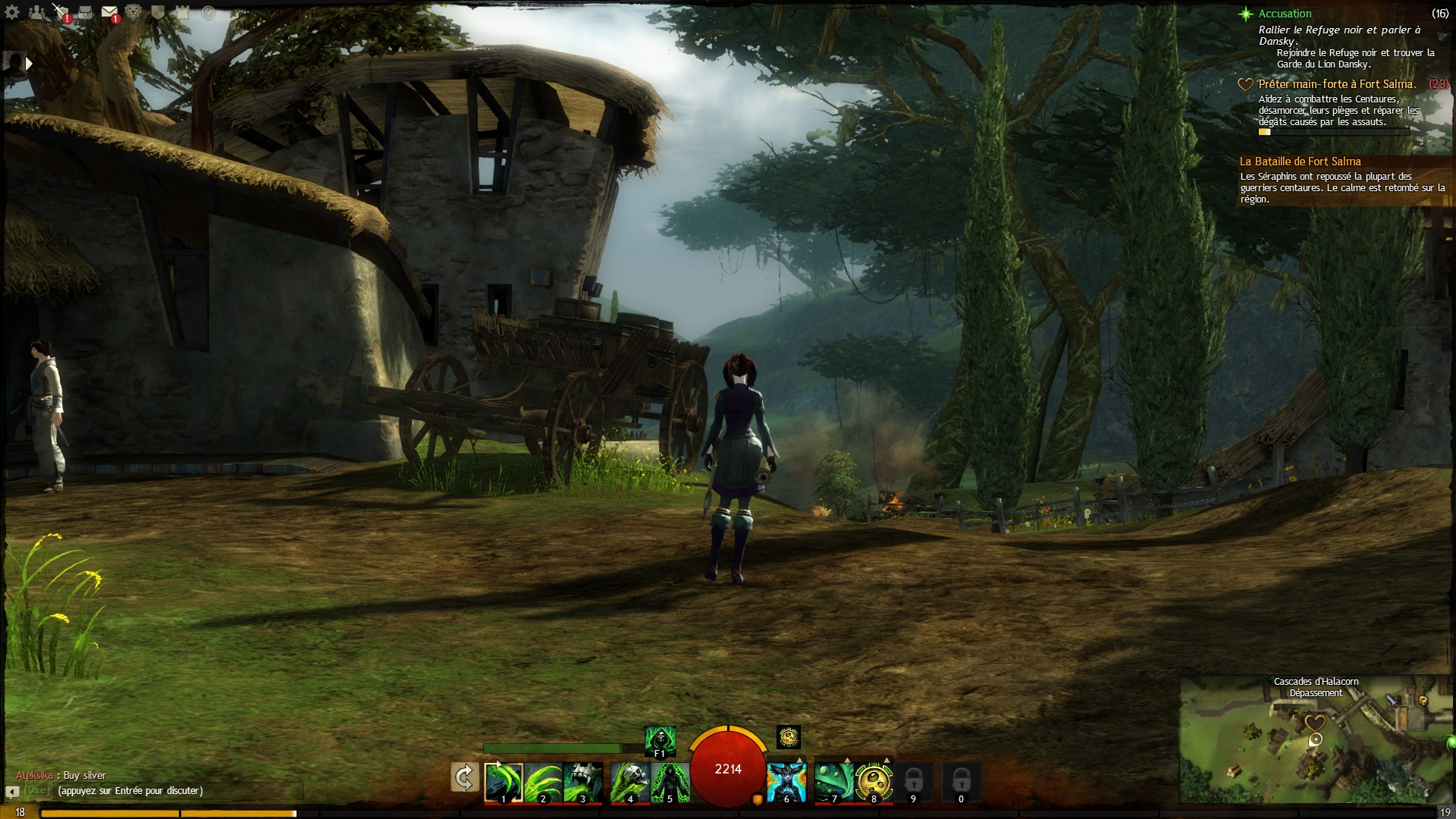 [TEST] Guild Wars 2 sur PC
