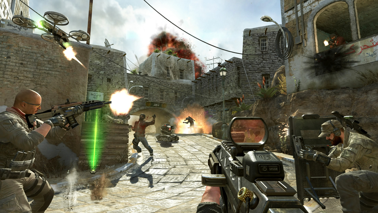 [TEST] Call of Duty : Black Ops 2 sur PS3