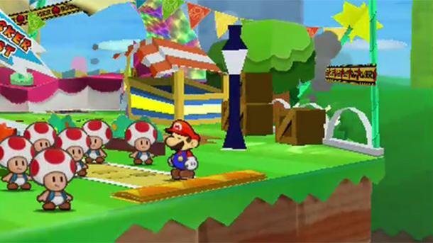 [TEST] Paper Mario Sticker Star sur 3DS