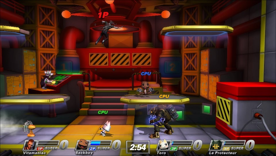 [TEST] PlayStation All-Stars : Battle Royale sur PS3 / PS Vita