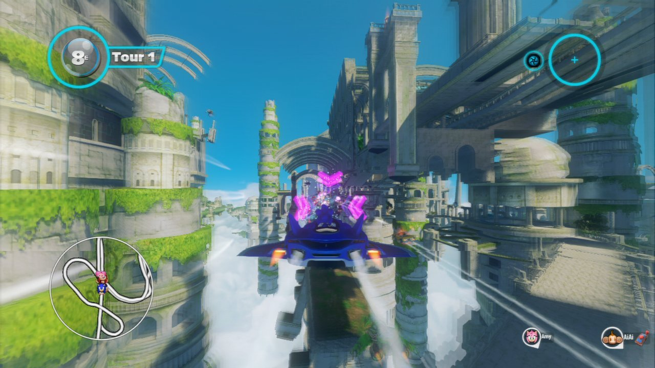 [TEST] Sonic & All-Stars Racing Transformed sur PS3
