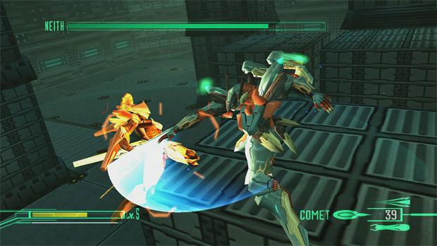 [TEST] Zone of The Enders HD Collection sur PS3