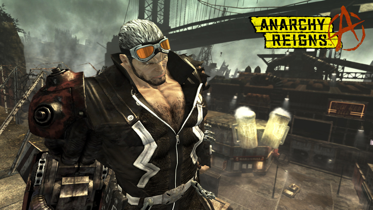[TEST] Anarchy Reigns sur PS3