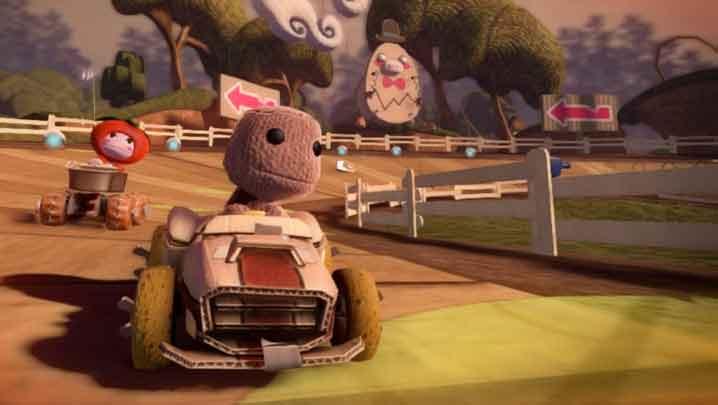 [TEST] LittleBigPlanet Karting sur PS3