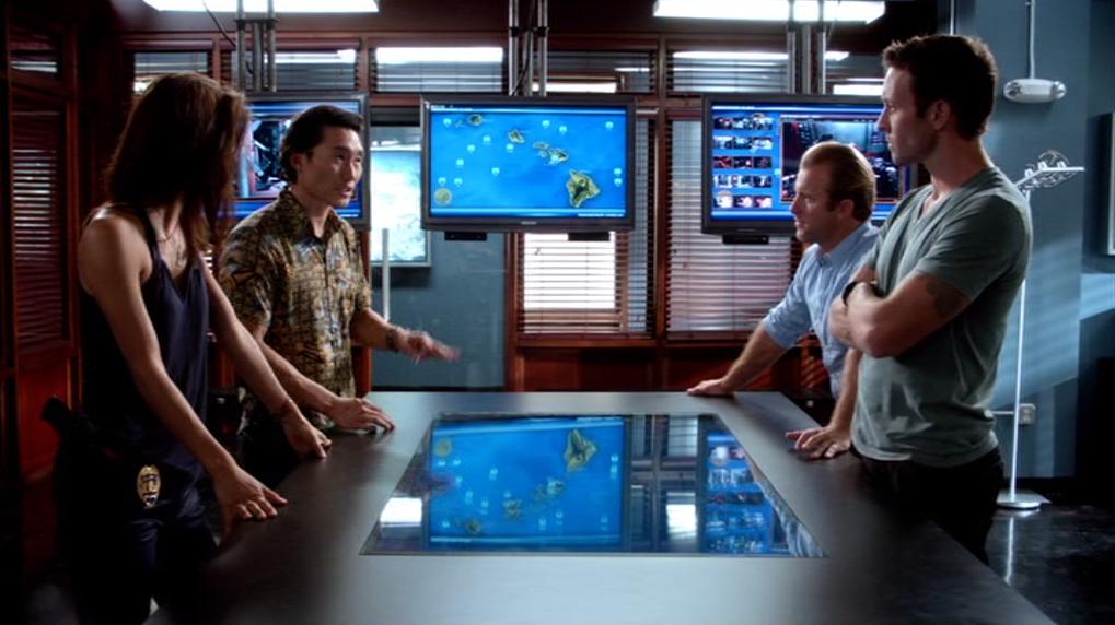 [TEST] Hawaii 5-0 Saison 3 DVD