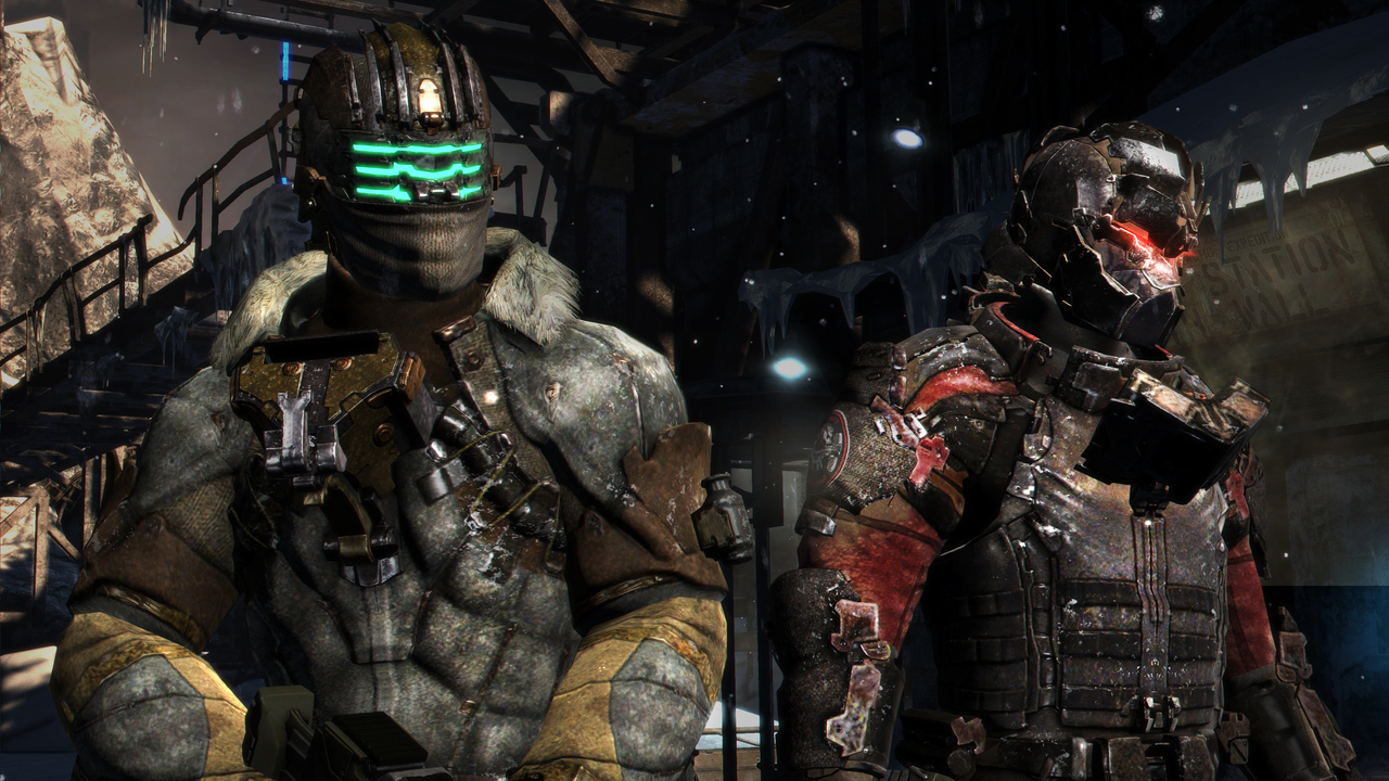 [TEST] Dead Space 3 sur PS3