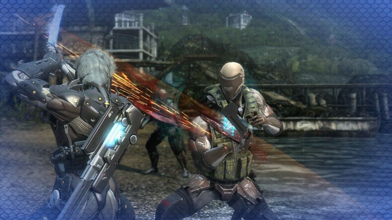 [TEST] Metal Gear Rising : Revengeance sur PS3