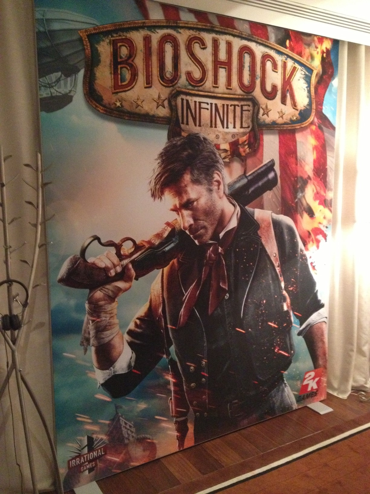 [COMPTE-RENDU] Soiree de lancement Bioshock Infinite