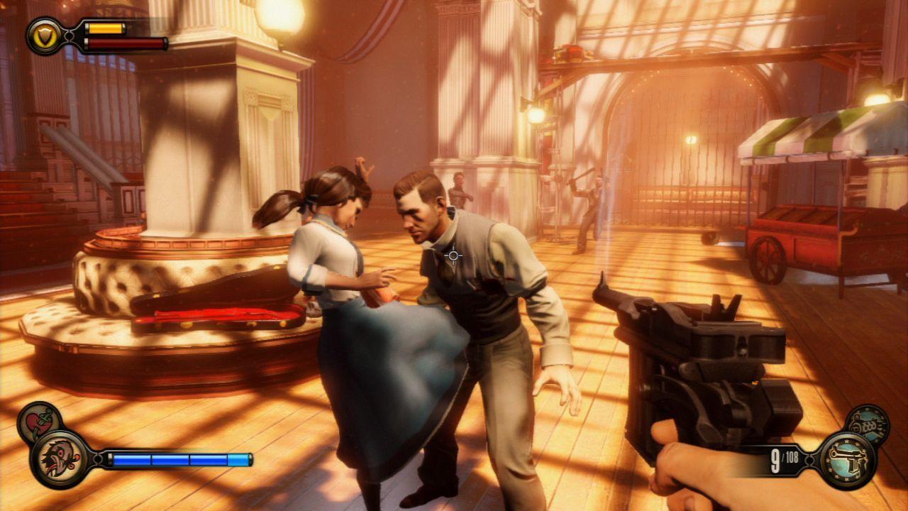 [TEST] Bioshock Infinite sur PS3