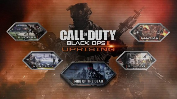 [ANNONCE/CONCOURS] Sortie de Call of Duty : Black Ops 2 – Uprising