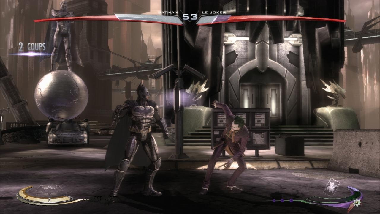 [TEST] Injustice : Les Dieux sont parmi nous sur PS3