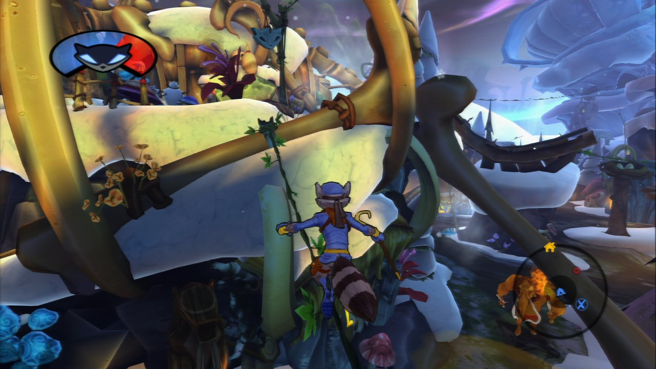 [TEST] Sly Cooper : Voleurs a travers le temps sur PS3 / PS Vita