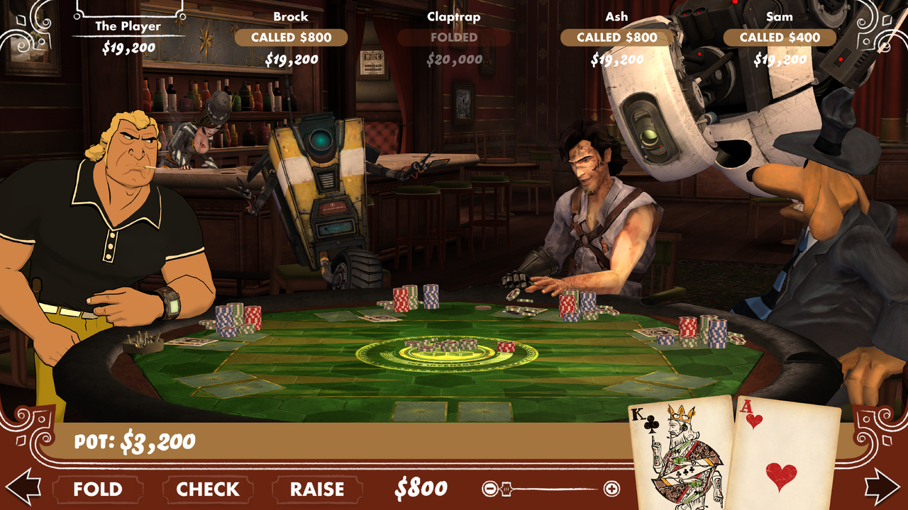 [TEST] Poker Night 2 sur PS3