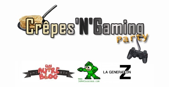 [EVENT] Crepes'N'Gaming Party au Grand Turenne le 11/07/13 !