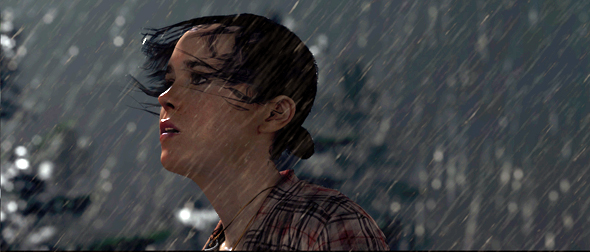 [PRESENTATION] Beyond: Two Souls a la Japan Expo