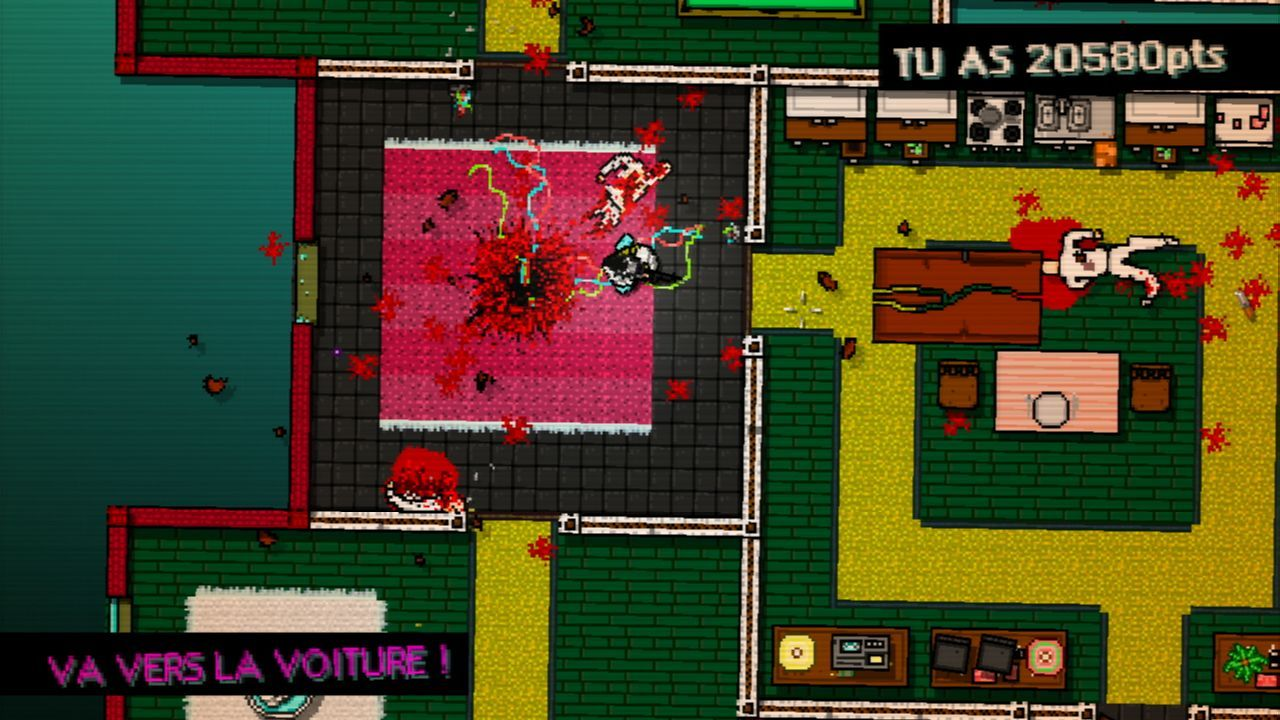 [TEST] Hotline Miami sur PS3 / PS Vita