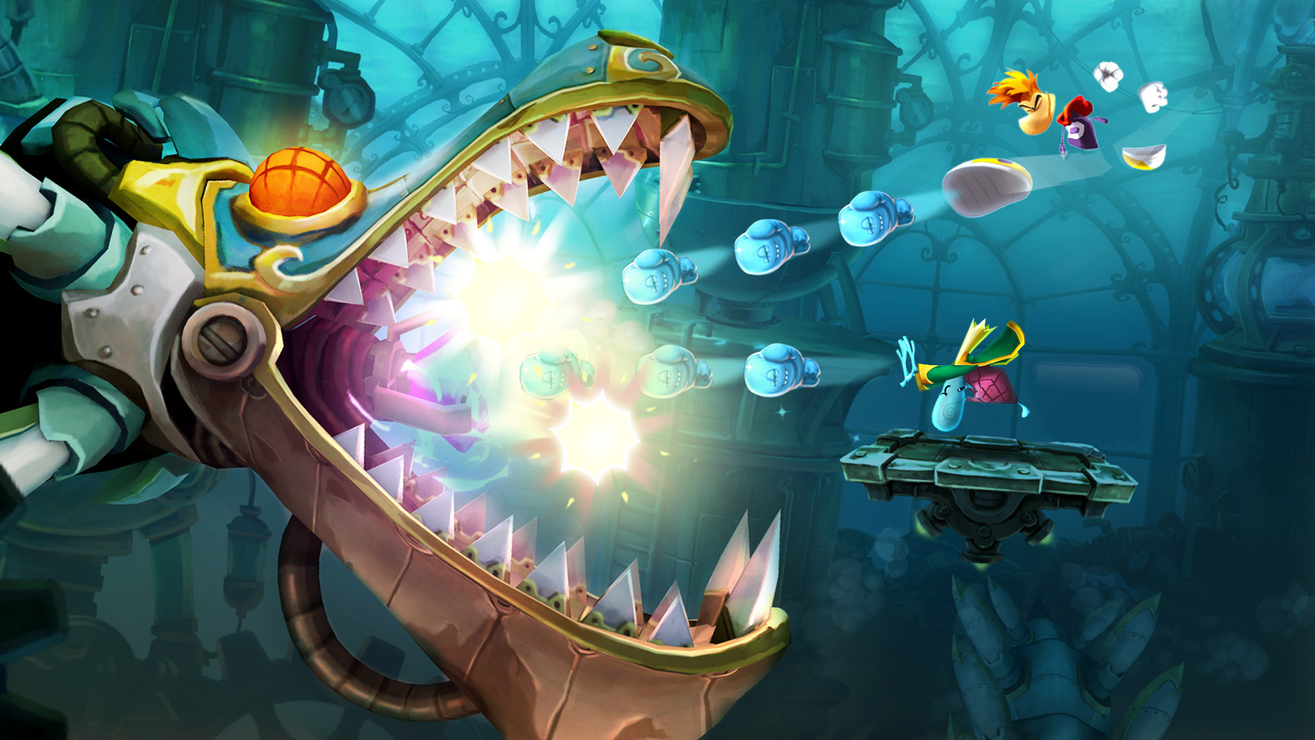 [TROPHEES] Platine n°64 – Rayman Legends