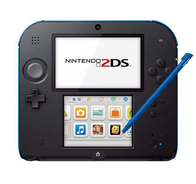 [ANNONCE] Nintendo annonce la 2DS