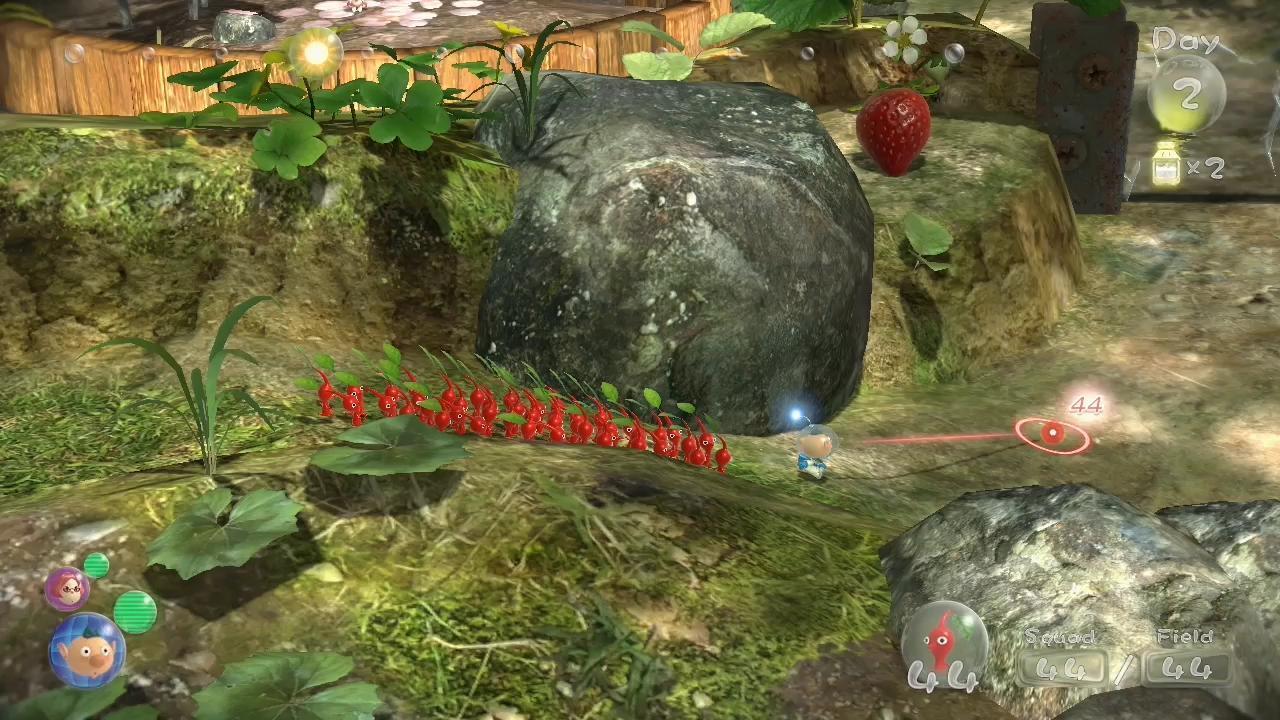 [TEST] Pikmin 3 sur Wii U