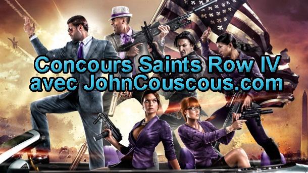 [CONCOURS] Gagnez le jeu Saints Row IV !