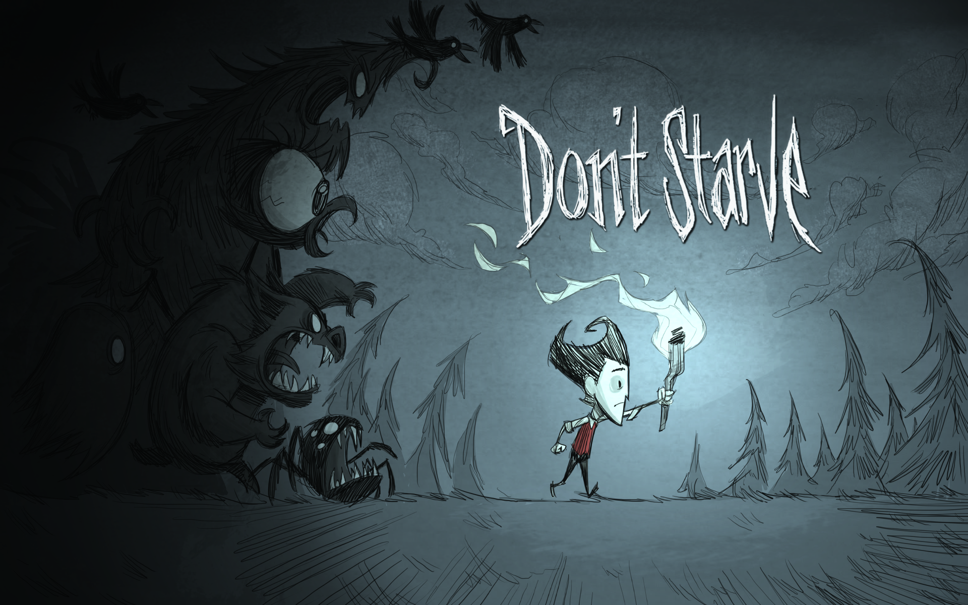 [TEST VIDEO] Presentation de Don't Starve