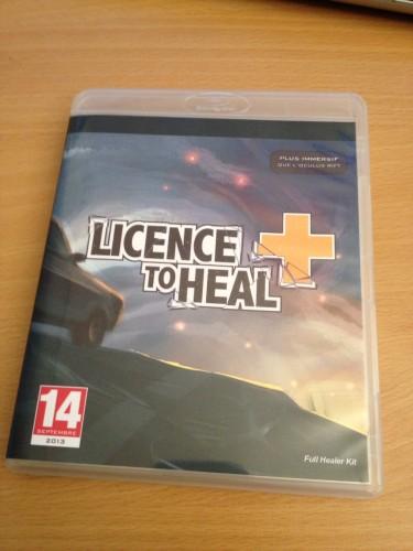 LicenceToHeal