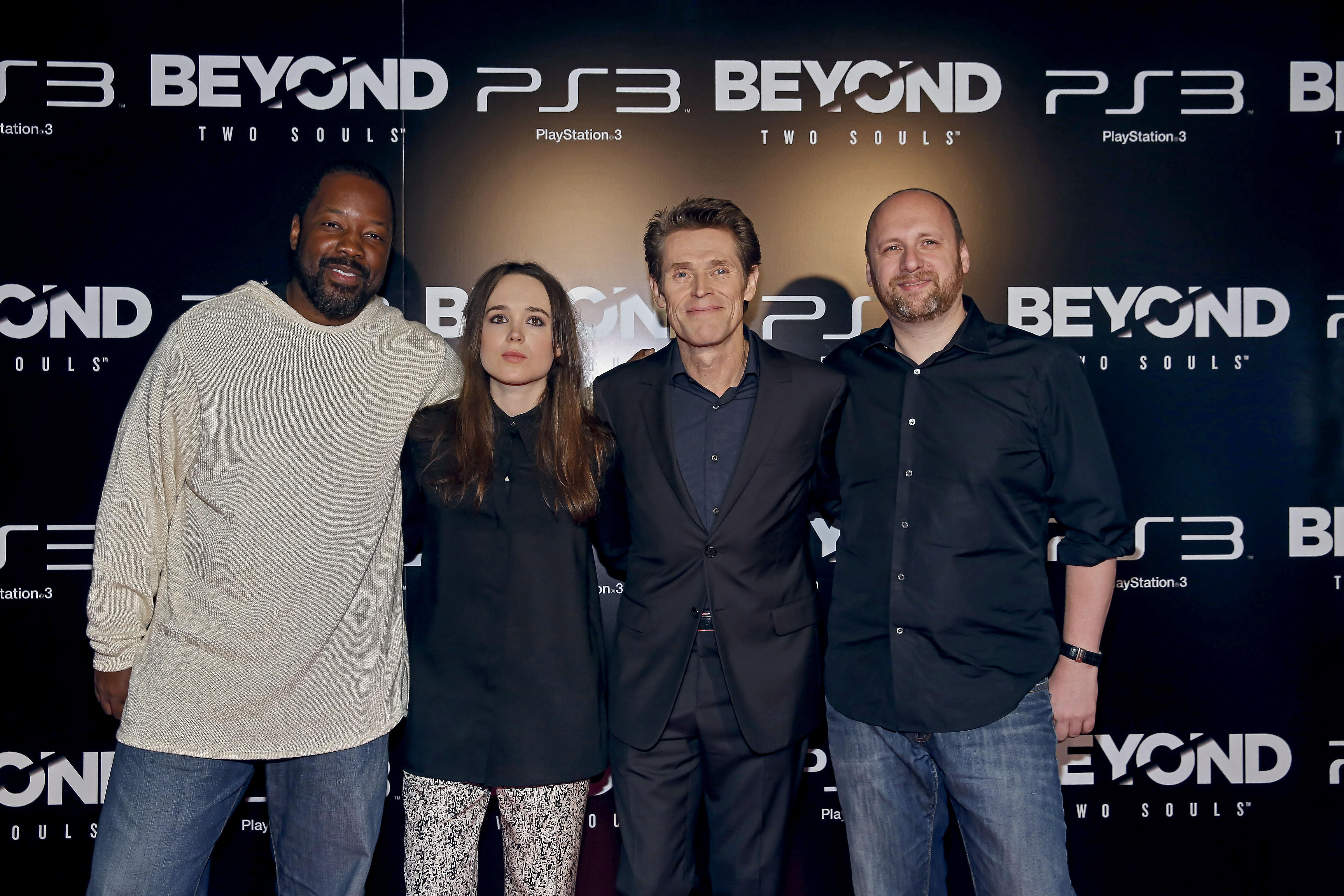 [COMPTE-RENDU] Soiree de lancement de Beyond : Two Souls