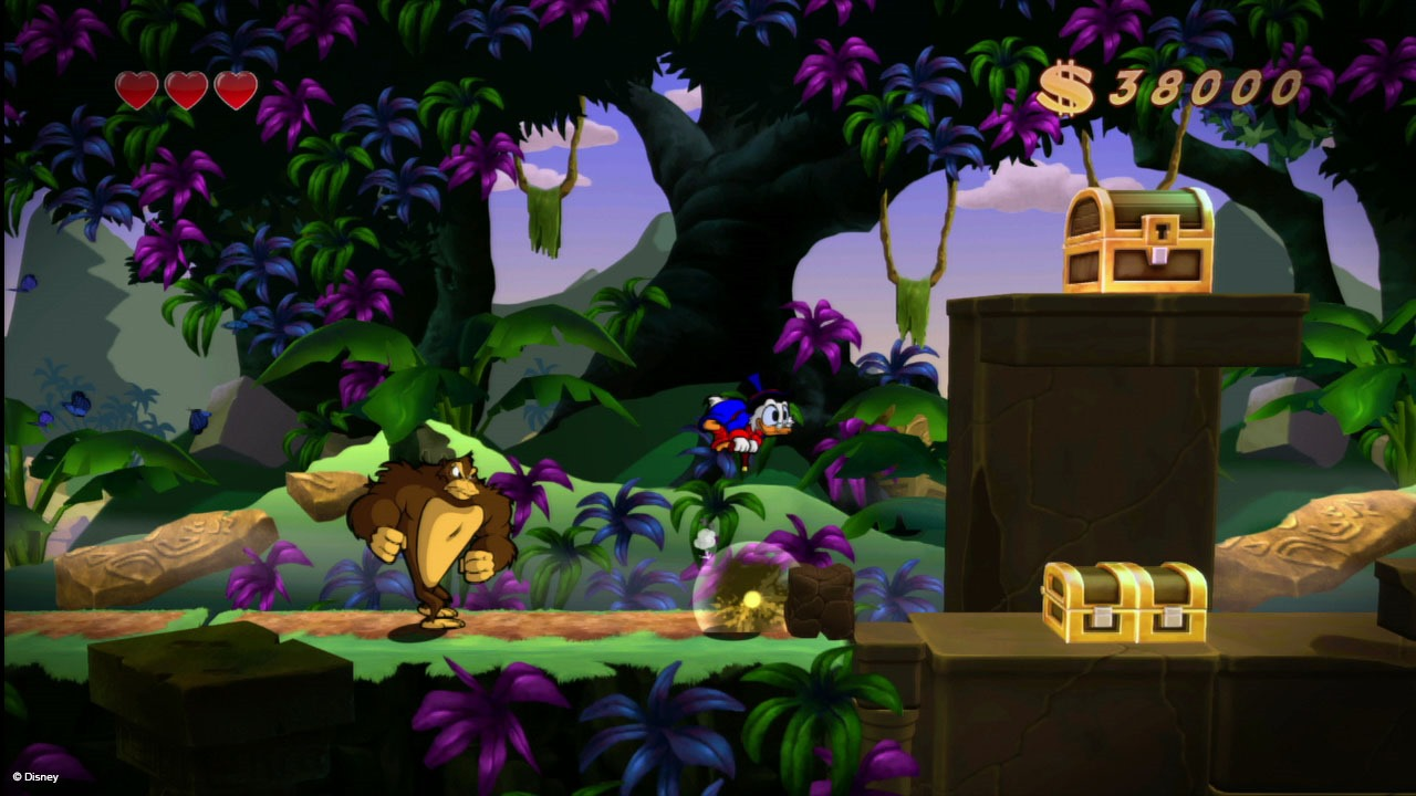 [TEST] Duck Tales : Remastered sur PS3