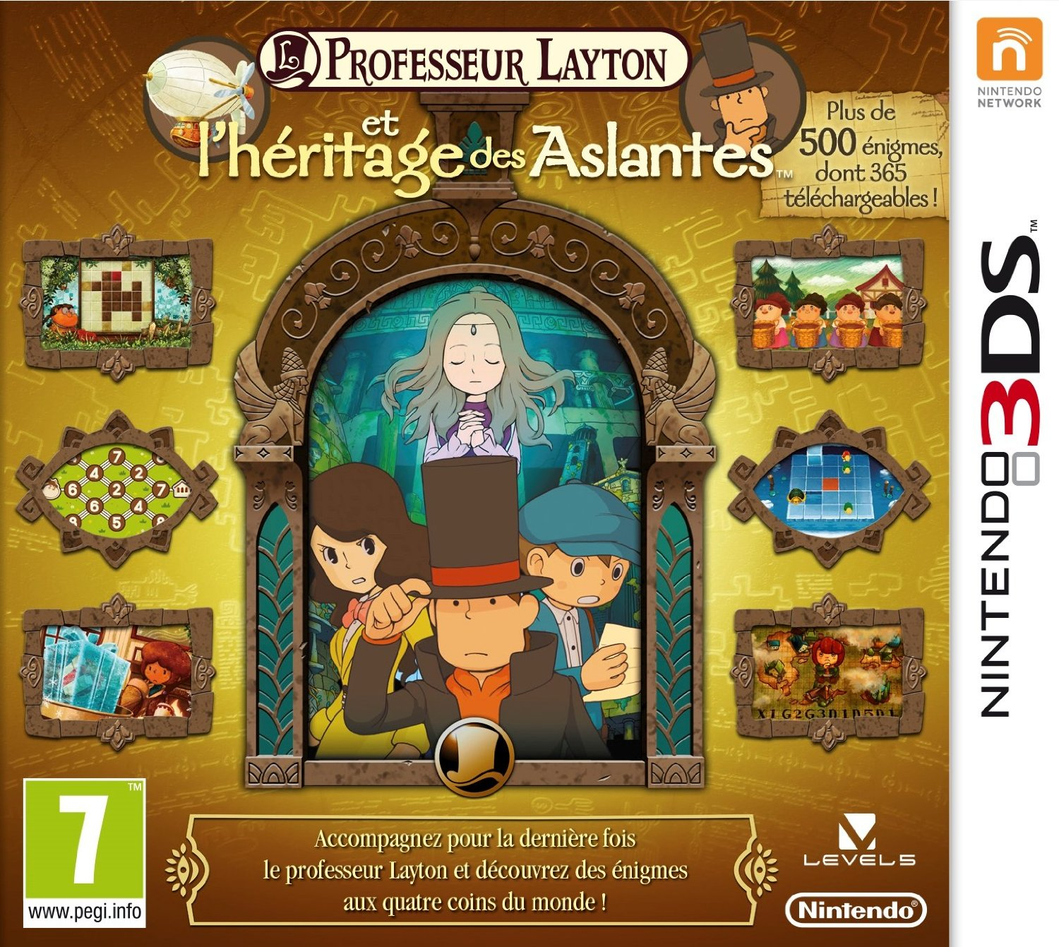 [ANNONCE] Layton termine sa carriere le 8/11