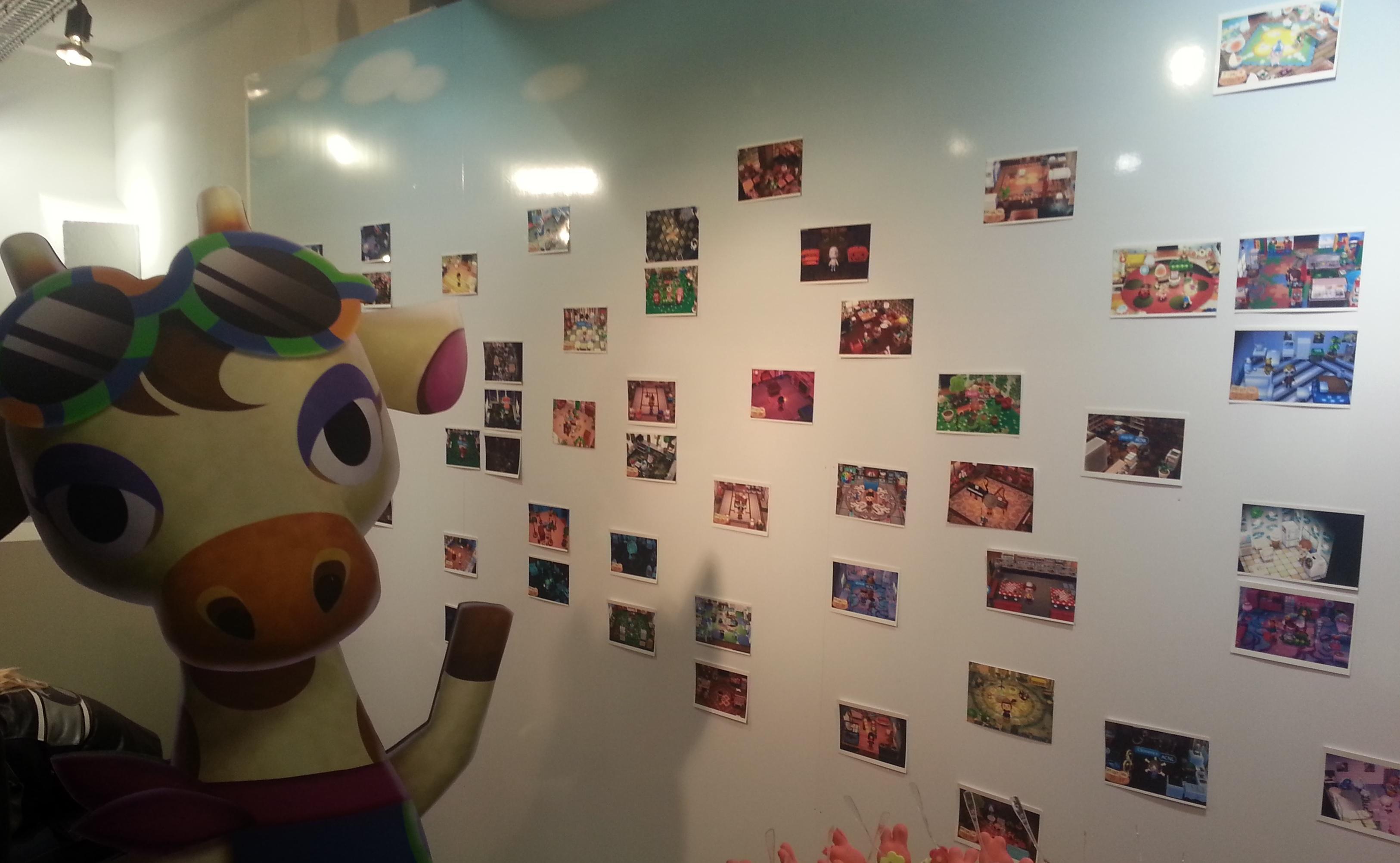 [COMPTE-RENDU] Exposition Animal Crossing : New Leaf