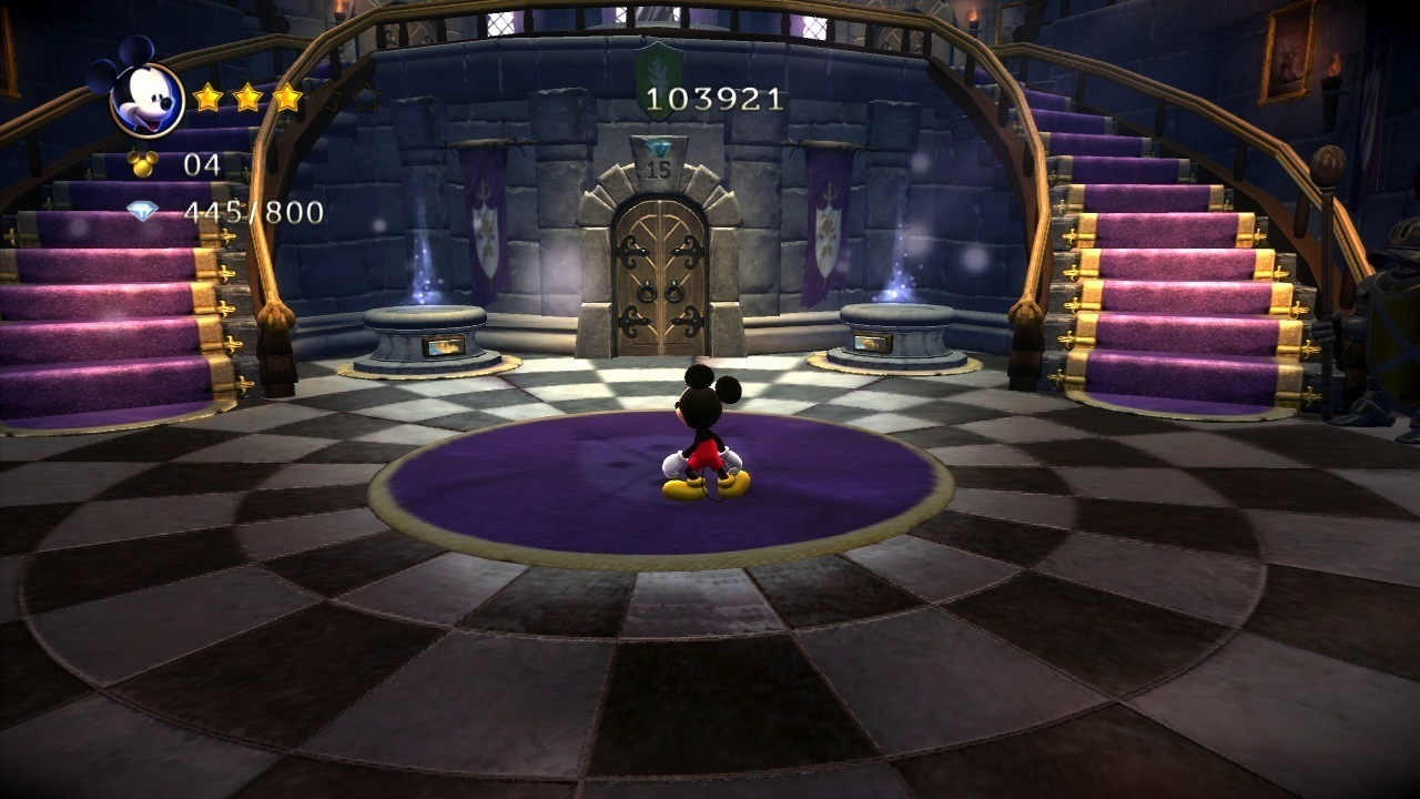 [TEST] Castle of Illusion Starring Mickey Mouse sur PS3