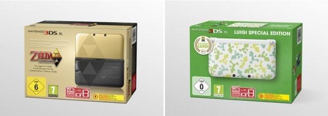 [ANNONCE] Nintendo presente 2 nouvelles 3DS XL