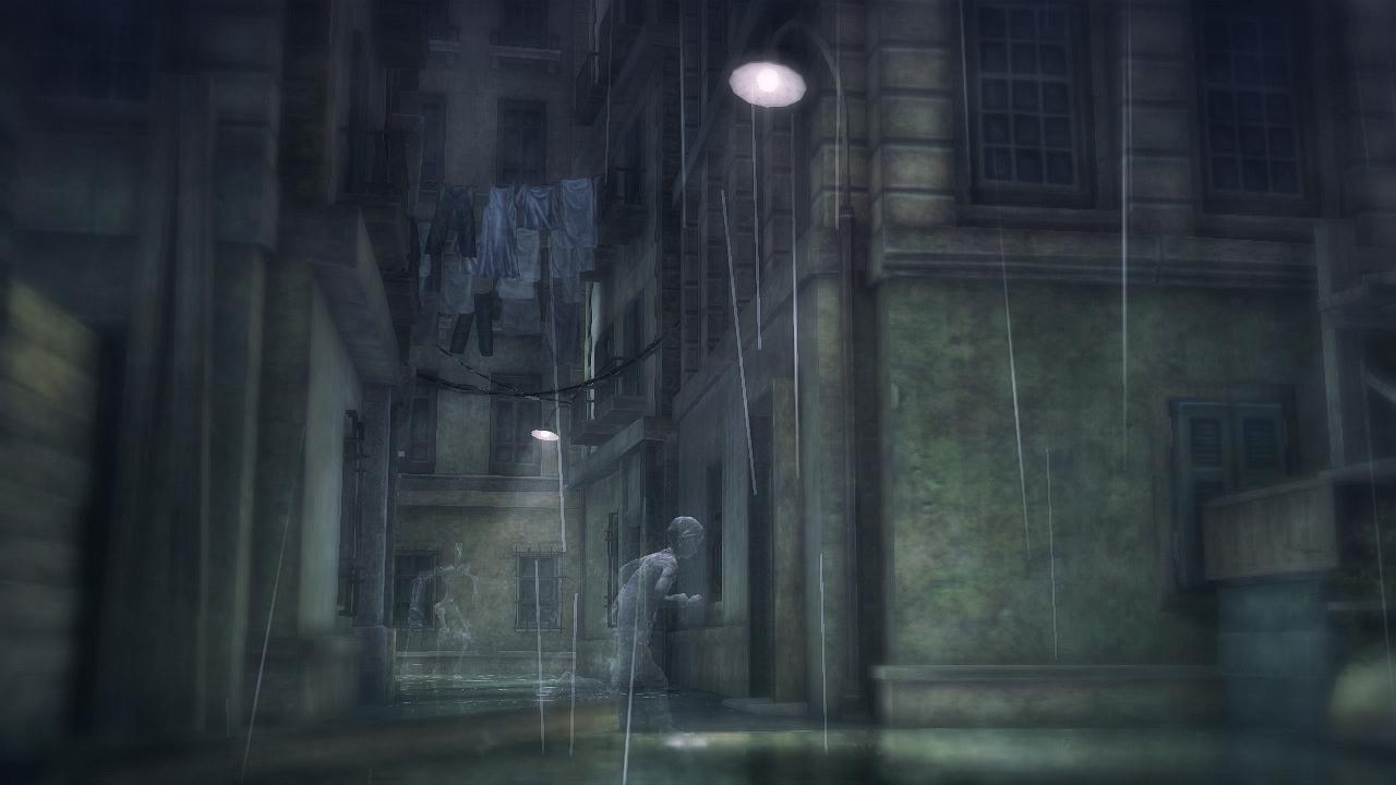 [SORTIE] Rain est dispo sur le PSN