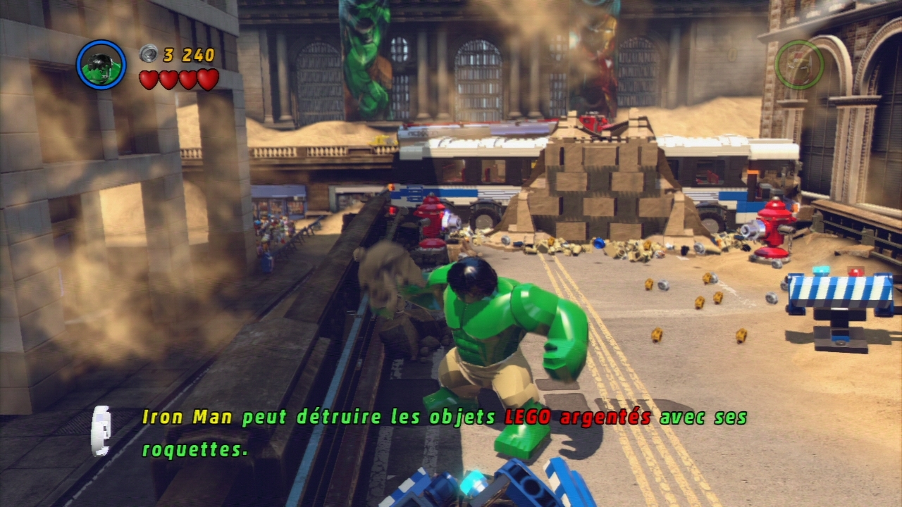 [TEST] LEGO Marvel Super Heroes sur PS3