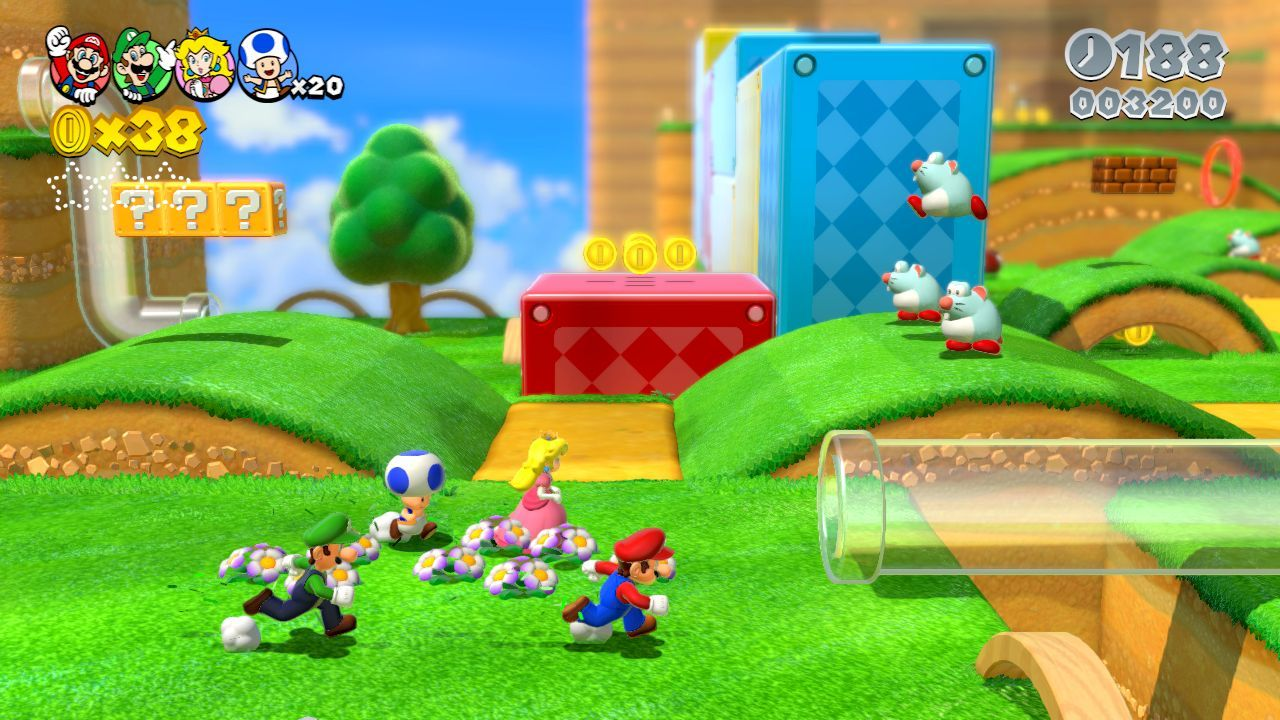 [TEST] Super Mario 3D World sur Wii U