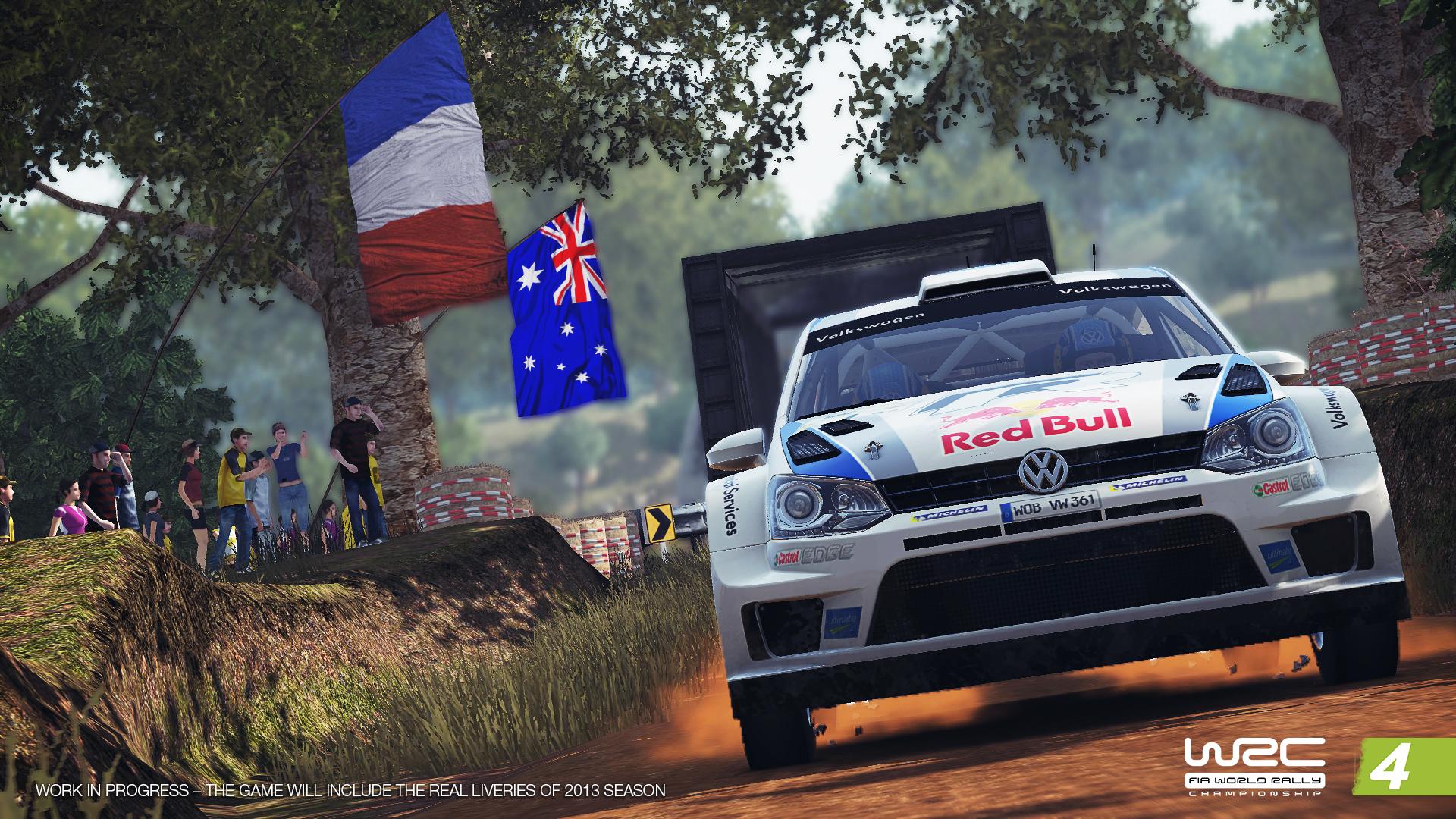 [TEST] WRC 4 sur PS3