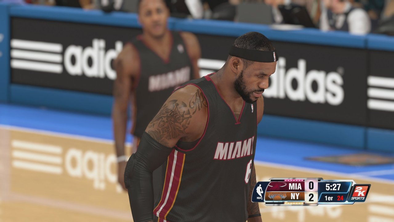 [TEST] NBA 2K14 sur PS4