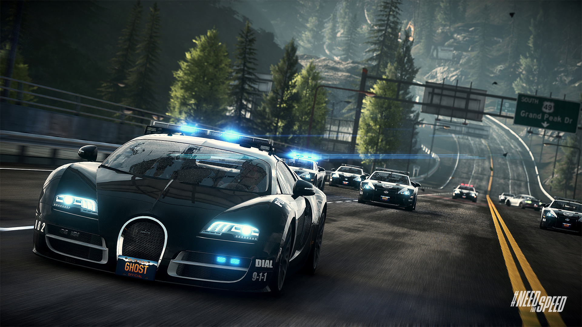 [TEST] Need for Speed Rivals sur PS4