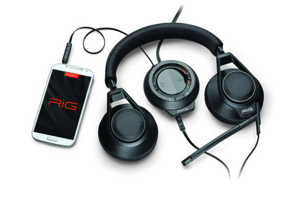 [TEST] Casque Gaming : Plantronics RIG