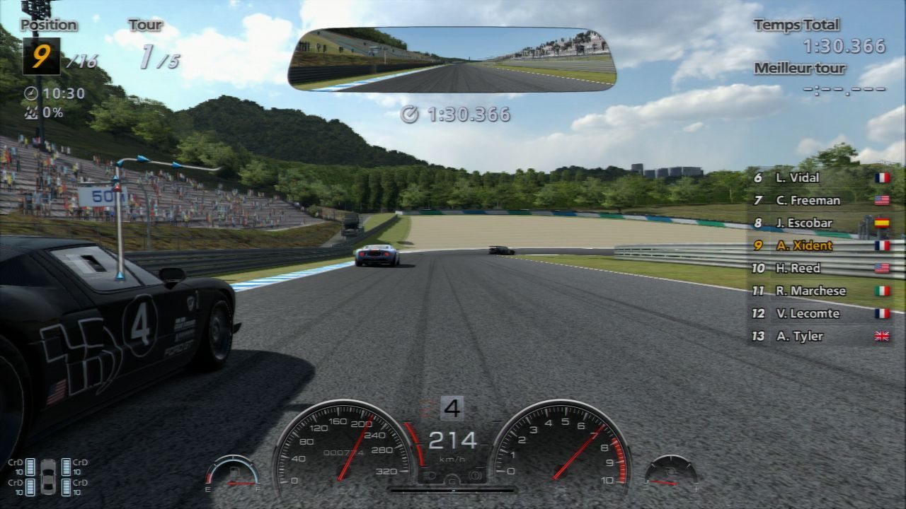 [TEST] Gran Turismo 6 sur PS3