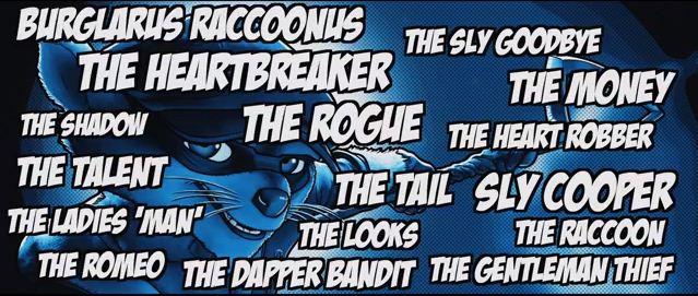 [ANNONCE] Sly Cooper de retour … au cinema !