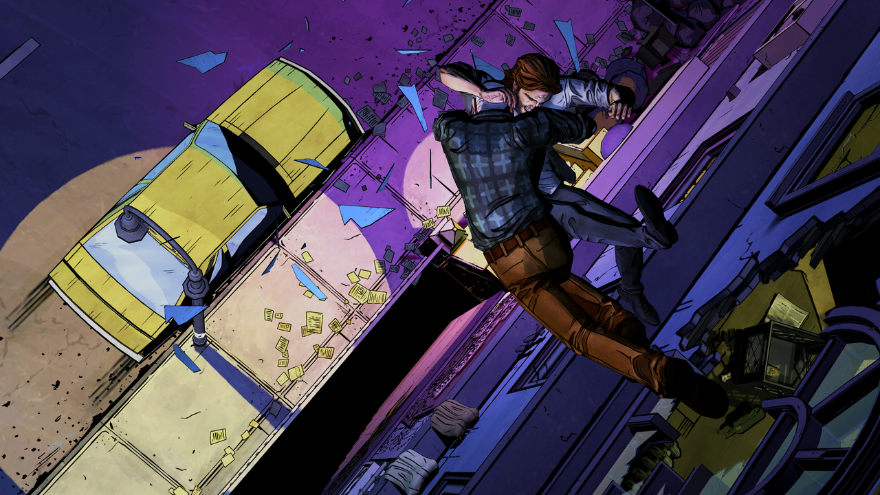[TEST] The Wolf Among Us sur PC